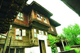 Кьорпеева къща - Исторически музей - Котел