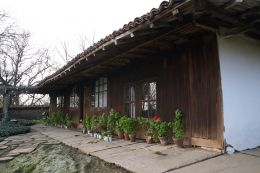 къща-музей Йордан Йовков - Исторически музей - Котел