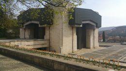 Пантеон на Г. Ст. Раковски - Исторически музей - Котел